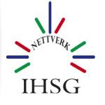 Internasjonal helse- og sosialgruppe, logo