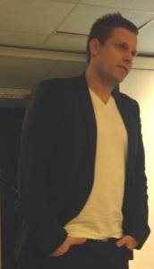 Rektor Trond Nilsen